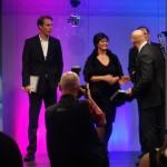 Za SAMP odovzdala cenu  Viera Vašicová