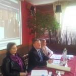Snem 28.4.2014 Ing. Viera Vašicová, Ing. Vladimír Sirotka , Zuzana Baranovičová